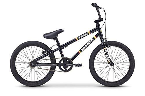 "SE Bikes Bronco 20"" Kids Bike 20 Black"