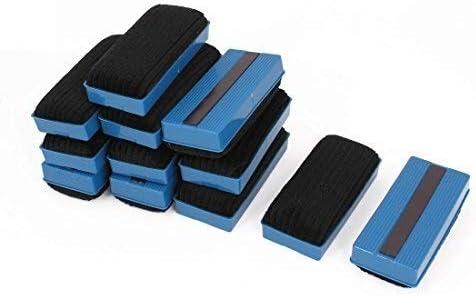 WXQ-XQ マグネットボードホワイトボード黒板limpeza Aセコmarcador消しゴム12個