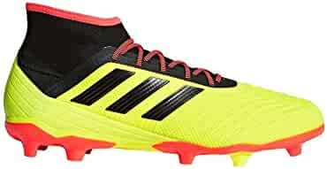 pretty nice 450ec be62e adidas Mens Predator 18.2 Firm Ground Soccer Shoe,