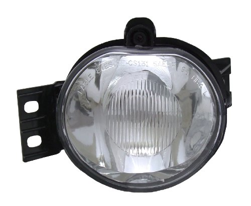 fog lights dodge ram 1500 2003 - 9