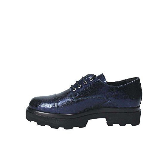 SHOES 18121 Lace up Blau Heels GRACE Frauen q45dvnv