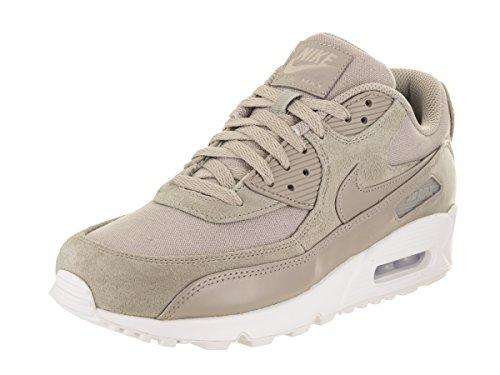 Nike Herren Air Max 90 Premium Sneaker Grau