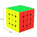 D-FantiX Gan 460 M 4x4 Speed Cube Stickerless