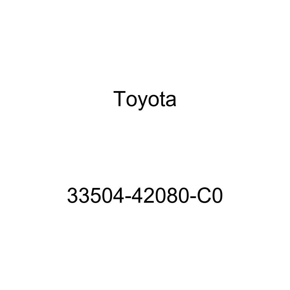 TOYOTA Genuine 33504-42080-C0 Shift Lever Knob Sub Assembly
