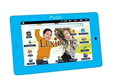 Lexibook Tablet - 7 English Version from LEXIBOOK