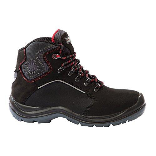 Giasco hr169nr39Santorini S3High Schuh, Gr. 39, schwarz/rot