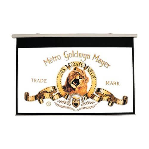 MGM MGM-92MS 92 Manual Projection Screen by MGM