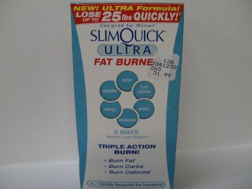 Slimquick Slimquick Ult Fat Burner 72 - Fat Slimquick Burner