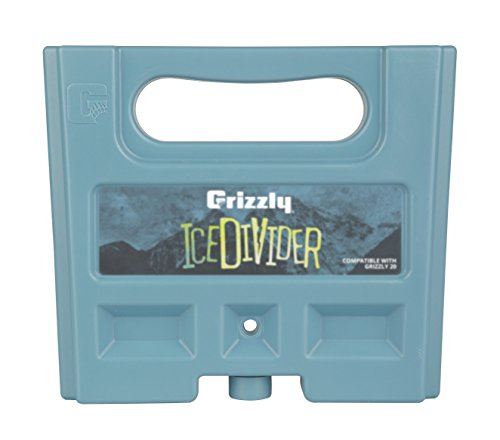 Grizzly Coolers Grizzly 20 Frozen Divider Ice Pack