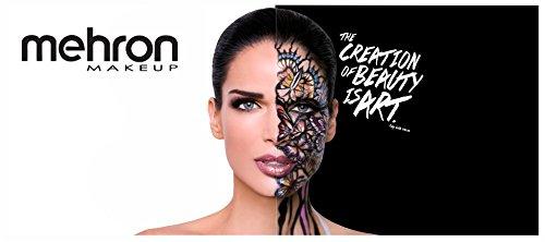 Mehron Makeup Ultra Fine Setting Powder NEUTRAL – 1oz Shaker Jar