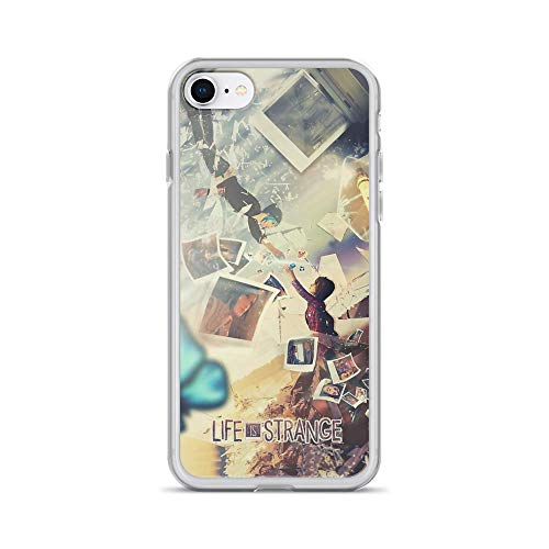 iPhone 7/8 Pure Clear Case Cases Cover Life is - Strange Cover