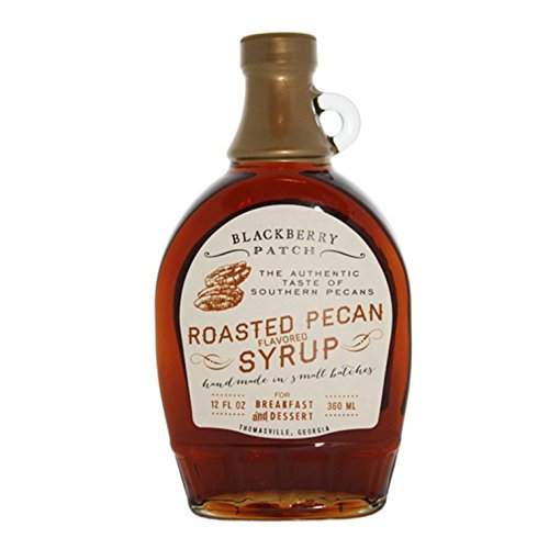 Roasted Pecan Syrup,