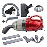 MW Mall India New Vacuum Cleaner Blowing and Sucking Dual Purpose (Jk-8), 220-240 V, 50 Hz, 1000 WATTS, Red