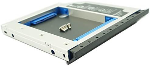 Disco duro de Nimitz 2 nd SSD disco duro Caddy para HP EliteBook ...