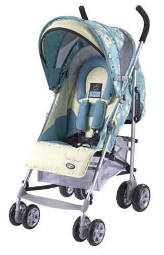 Zooper Twist Smart Stroller, Summer Day