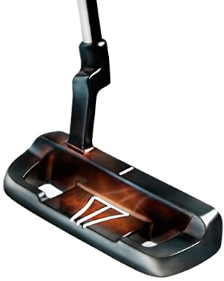 Nextt Golf Men's Pro Score Pearl Copper Putter 2 Half Mallet (Right Hand)