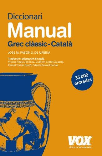 Descargar Libro Dicc. Grec Clàsic-català Aa.vv.