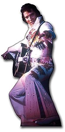 Partyfest - Disfraz de Elvis adultos (SC240): Amazon.es: Juguetes ...