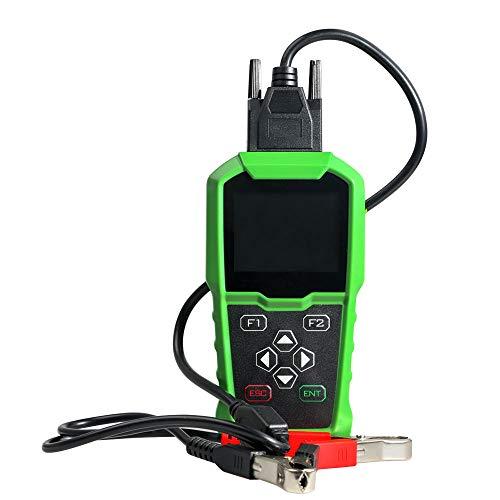 OBDSTAR Automotive Battery Tester, BMT-08 12V/24V Battery Analyze Lead Acid Battery Configuration Tool by OBDSTAR