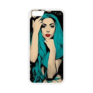 Lady Gaga Personalized Cover Case with Hard Shell Protection for Iphone6 4.7