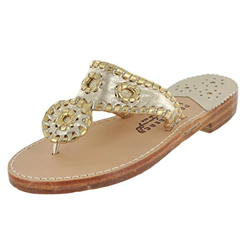 63258bf3eeb7f7 outlet Palm Beach Tropicale  Women Open Toe Patent Leather Black Thong  Sandal. Leather  The Original Palm Beach Sandals ...