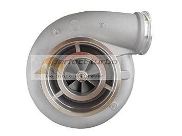Nueva S410 318960 Turbo para 2001 - 08 Mercedes Benz camión Axor om457la Motor: Amazon.es: Coche y moto