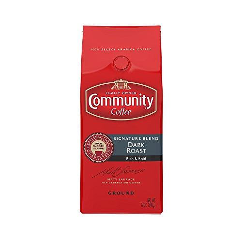 Community Coffee Ground Signature Roast