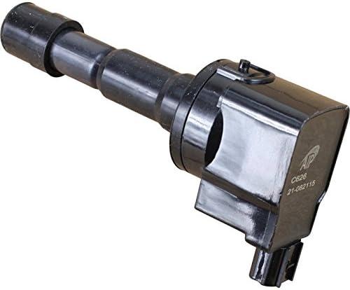 AIP Electronics Premium Ignition Coil on Plug COP Pencil Pack Compatible Replacement For 2009-2010 Honda Fit 1.5L SOHC L4 4cyl Oem Fit C626