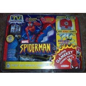 Amazon.com : Marvel Spider-Man Plug It In & Play 'n Play