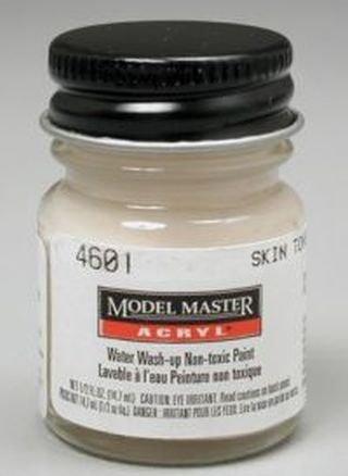 Tone Base - Skin Tone Base-light Testors Acrylic Plastic Model Pain FG02001 by Testor Corp.