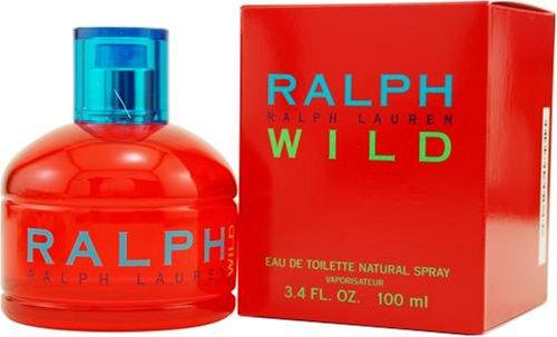 Ralph Wild by Ralph Lauren for Women, Eau De Toilette Natural Spray, 1.7 - Perfume Lauren Sheer Ralph