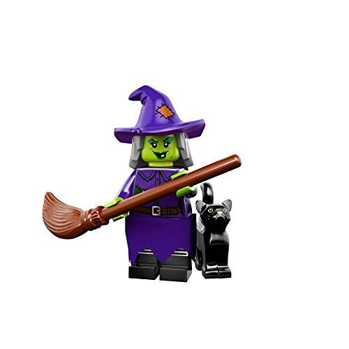 LEGO Series 14 Minifigure - Wacky Witch with