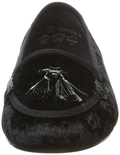 Negro Bailarinas Mujer Gabor Schwarz Gabor Shoes para Basic 47 w1zBqY