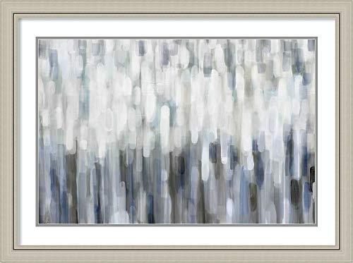 lver Rain' by Karen Lorena Parker: Outer Size 42 x 31