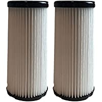 Think Crucial 2 Replacements for Kenmore DCF5 Filter Fits Quick Clean, Compatible With Part # 618683, 02080011000 & 02039000000, Washable & Reusable