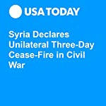 Syria Declares Unilateral Three-Day Cease-Fire in Civil War | Jim Michaels