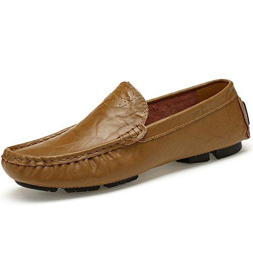 cachi Classic Top On Penny Slip Scarpe Uomo Low Scarpe Guida Mocassini Loafers FZUU da da 64w4d