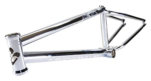 "Eastern Bikes BMX Eastern Grim Reaper Frame, Chrome, 21"""