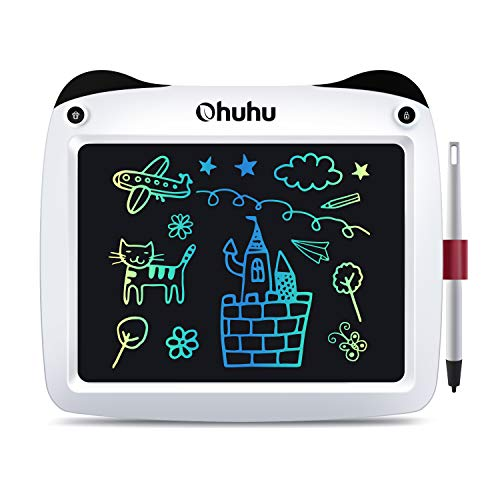 LCD Writing Tablet Colorful Screen, Ohuhu 9