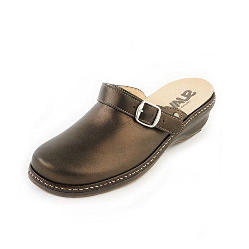 Suave - Sandalias de vestir de Otra Piel para mujer, color marrón, talla 40 EU