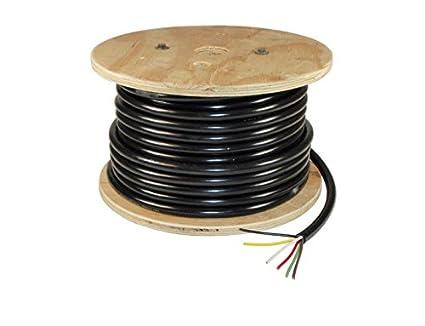 Amazon.com: East Penn (04906) 14/6 x 100\' Trailer Cable: Automotive