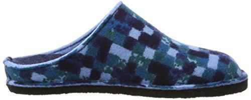 72 Unisex Casa jeans Haflinger Estar Azul De Flair Zapatillas Pp23 Por Adulto nnqPT0fw