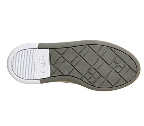 Erwachsene Titanium Sneaker Pantone Unisex NYC Leather pqPnvF