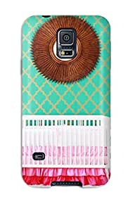 Cute Tpu Gabrieayes Colorful Eclectic Girl8217s Nursery Case Cover For Galaxy S5 by Maris's Diary