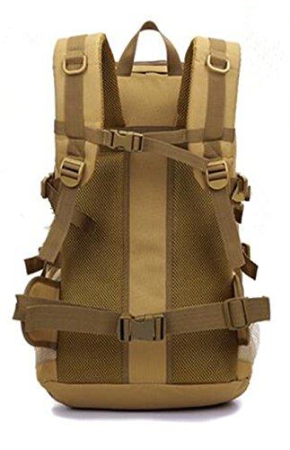 Outdoor viaggio alpinismo pacchetto zaino a tracolla tattico militare maschio militare russo camouflage 3D borsa