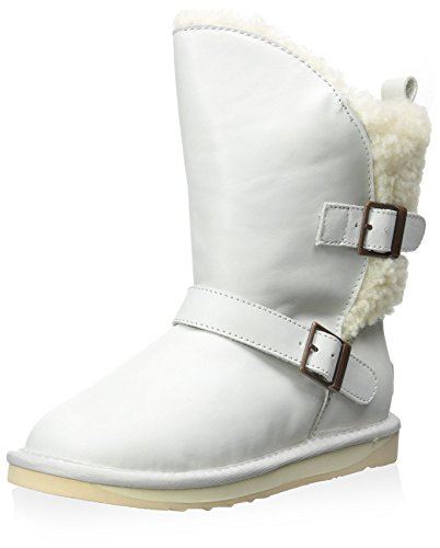 Kid's Collective Nadir with Buckles Dove Boot Luxe Australia x1wn6vq