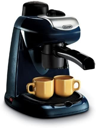 220-Volts Not for USA Delonghi EC7 4-Cup Cappuccino and Coffee Maker