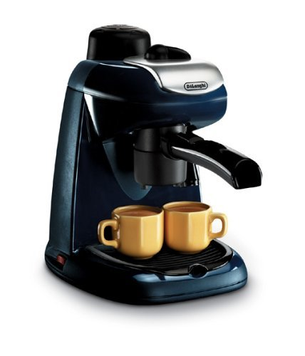 Delonghi Coffee Maker Ec7 : Delonghi EC7 4-Cup Cappuccino and Coffee Maker, 220-Volts (Not for USA) For Sale