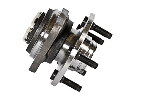 Callahan C515026X1 FRONT Premium Grade [ 5 Lug 4WD ] Auto-Locking Wheel Hub Bearing Assembly [ 515026 ] (Troy Bearings)