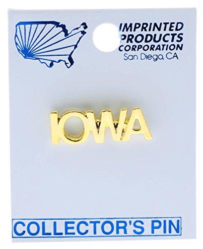 (Iowa Hat or Lapel Pin AK706)